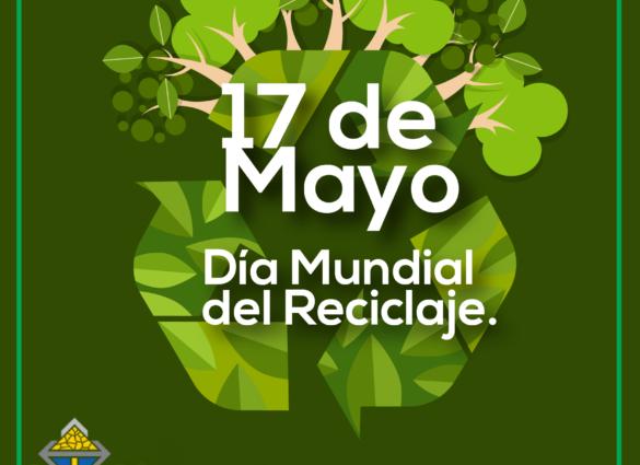 17 de Mayo como el Día Mundial del Reciclaje
